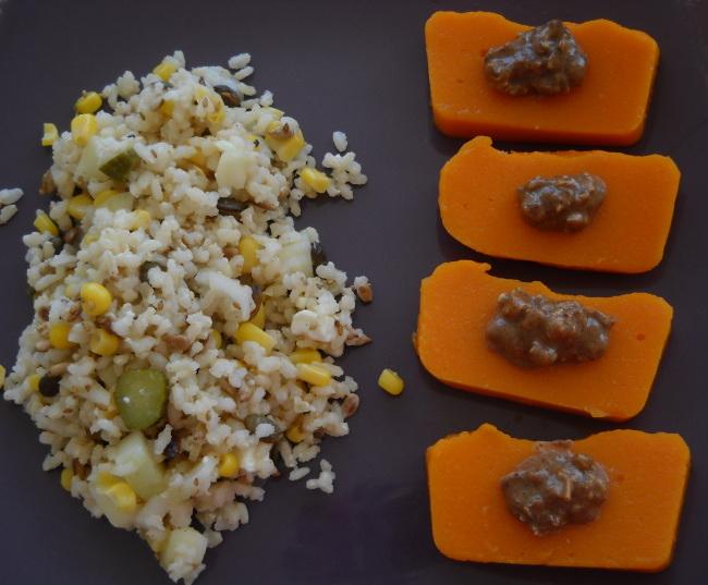 carottes en agar agar