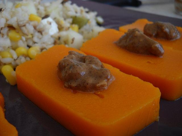 terrine carotte agar agar