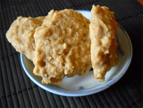 petits biscuits okara