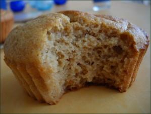 Muffins à l'okara