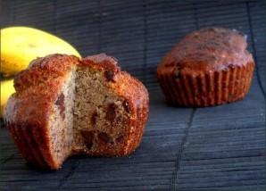 Muffins banane chocolat à l'okara vegecarib854