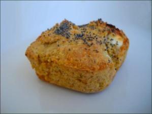 photo Petits muffins de polenta à la feta vegecarib865