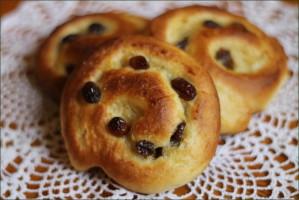 Pains aux raisins briochés vegecarib1037