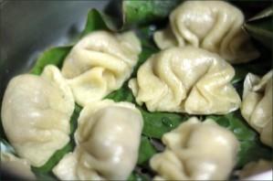 Raviolis vapeur shiitakes gingembre tofu vegan vegecarib1043