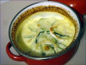 mini-cocotte courgette pomme de terre chèvre vegecarib779