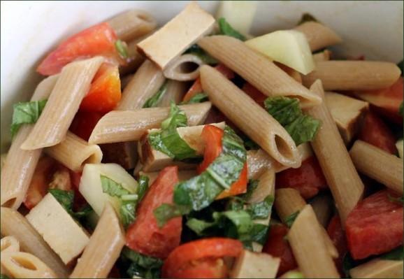 Salade de pâtes : trois recettes faciles vegecarib1144